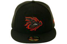 f1bb5c708e2 Minor League Baseball Caps · The Clink Room Lehigh Ironpigs Alternate Fitted  Hat