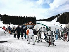 Горнолыжные курорты Колорадо. Colorado Springs. Snowboarding and skiing in Colorado. Colorado snow. Monarch Mountain.