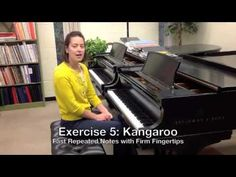 Introductory Video  Animal Technical Exercises from Piano Safari Book 1