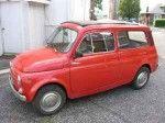 1966 Fiat 500 Giardiniera,