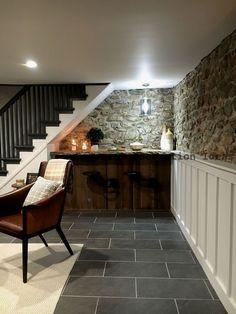 63 Trendy Home Remodeling Basement Built Ins Basement Layout, Modern Basement, Basement Walls, Basement Bedrooms, Basement Flooring, Basement Ideas, Basement Bathroom, Basement Makeover, Budget Bathroom