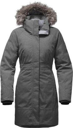 Anytime the temperature takes a nosedive, pull on The North Face Arctic Down Parka II to keep yourself comfortable. No more shivering on those early morning dog walks or evenings out on the town. Available at REI, Satisfaction Guaranteed. Mens Winter Coat, Winter Jackets Women, Winter Wear, Cold Weather Outfits, Winter Outfits, North Face Women, The North Face, North Face Arctic Parka, Parka Outfit