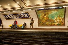 Street Artist Etienne Lavie Hijacks Billboards in Paris Replacing Ads with Classic Artworks | Junkculture