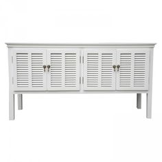 Louvre Sideboard White