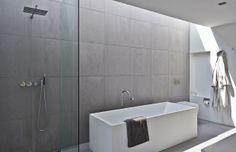 Karbad med kig til himlen Bathroom Renos, Bathrooms, Shower Tub, Villa, Bathtub, Inspiration, Copenhagen, Future, Bead
