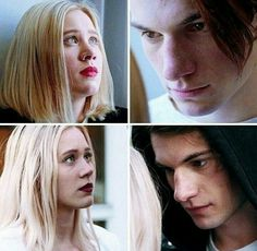 His stare is so powerful Skam Noora And William, William Skam, Series Movies, Tv Series, Noora Style, Noora Skam, The Best Series Ever, Dc Legends Of Tomorrow, Movies Showing