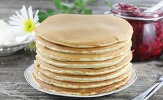 pancake przepis Pancakes na niadanie, czyli mj pro - pancake Food Design, Kitchen Hacks, Pancakes, Lunch Box, Food And Drink, Baking, Breakfast, Cook, Diet