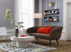 5 ideias brilhantes para decorar a sala