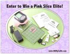 Enter to Win a Pink Slice Elite!