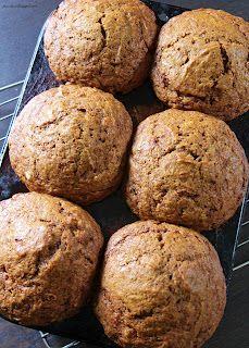 Best Pumpkin Muffins, Pumpkin Muffin Recipes, Pumpkin Spice, Pumpkin Pumpkin, Pumpkin Puree, Jumbo Muffins, Baking Muffins, Bran Muffins, Muffin Bread