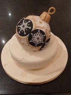 Christmas Cakes | Bespoke Celebration Cakes