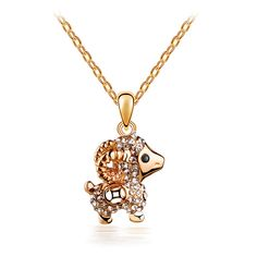 Cheap jewelry for sale wholesale, Buy Quality jewelry silver directly from China jewelry jigsaw Suppliers:       18K Rose Gold Plat Rhinestone Crystal Cute Lovely Pendant Animal Sheep Goat Necklaces Wholesales Fashion Jewelry f