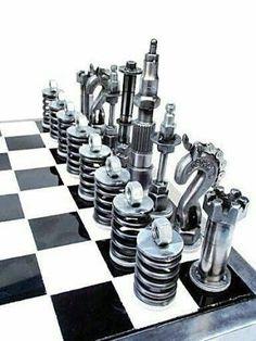 Resultado de imagem para diy chess variant