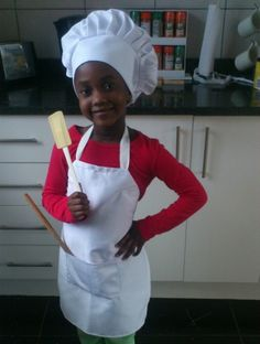 Kiddies Chef Set Competition (closed)