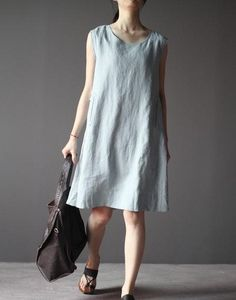 3color Loose Fitting Maxi Dress  Summer Dress  by prettyforest22, $65.00