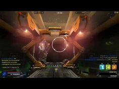 Freefall Tournament Gameplay 3 - Freefall Tournament is a Free-to-play (F2P), fast-paced team combat Shooter MMO Game playable in any Browser