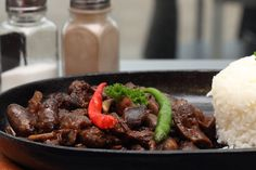 Halloween Horror Specials - sizzling chicken hearts and gizzards