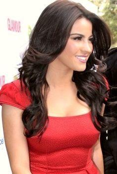 I love her hair! - Maite Perroni