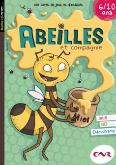PDF Gratuits: Abeilles et Compagnie : livret de jeux et d'activités pour les 6-10 ans (PDF) Grade 2 Science, Teaching Science, Teaching French Immersion, Montessori, Daycare Themes, French Teaching Resources, Bee Theme, Kindergarten Literacy, Learn French
