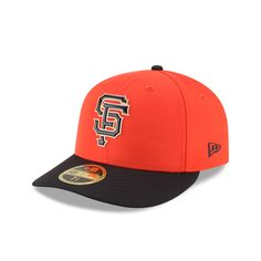 502d3748f SAN FRANCISCO GIANTS SPRING TRAINING LOW PROFILE PROLIGHT 59FIFTY FITTED 3  quarter left view