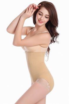 e591032311 LYZ Womens Slimming Brief Panty HiWaist Firm Control Shapewear   Read more  at the image link. (Note Amazon affiliate link)