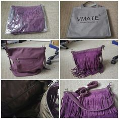 Bell bottoms and fringe purses just make life more fun. This purse from VMATE makes you walk with swagger and comes in purple, black, khaki and brown. It's just so darn cute! the purse is approximately 13x12 inchesx4 inches! The purse has two openings (one main and one side zippered pocket). There is also one zipper pocket in the inside! The purse is fully lined which I like and comes with two different straps!  #StarReviews #retro #fringe #purse #musthave #Vmate #ad