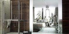Mamparas ducha y baño Duscholux - Colección DUSCHOFAMILIA. Bañeras y duchas adaptadas para el hogar
