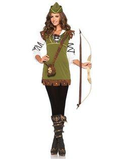 Adult Classic Robin Hood Costume by Fancy Dress Ball