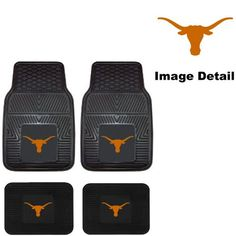 Texas Longhorns Floor Mats | CompareBig12.com