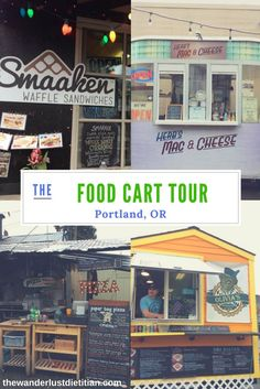 We joined a food cart tour with EAT Adventures and explored 5 neighborhoods of Portland, known so by the locals. Our first stop was in the Mississippi-Albina food pod in North Portland.