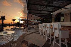 The Sentido Aegean Pearl Bar in Rethymno. https://www.facebook.com/SentidoAegeanPearl/photos/pcb.903304139710917/903302526377745/?type=1