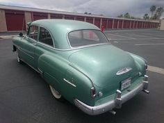 1951 Chevrolet DELUXE | eBay