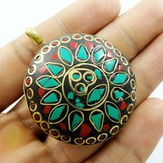 Goldtone Pendant Green Mosaic Tile Fashion Jewelry For Women Gift Her Jewelry Box, Women Jewelry, Fashion Jewelry, Green Mosaic Tiles, Special Gifts, Gifts For Women, Jewelry Collection, Turquoise, Elegant