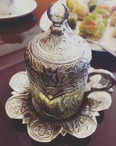 Arabic coffee cups - my new obsession