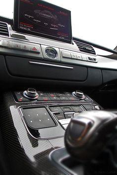 Audi S8 interior #SantaMonicaAudi #Audi #S8