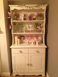 Handmade Solid Pine Painted Kitchen Dresser For sale on ebay uk