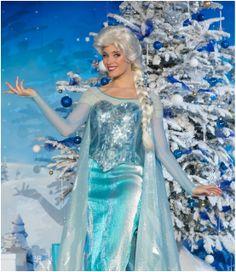 Cinderella was at Silva's Party