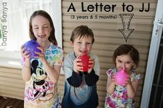 A Letter to JJ years, 5 months) – Danya Banya Positive Parenting Solutions, Parenting Hacks, 5 Month Olds, 5 Months, Mondays, 3 Years, To My Daughter, Magic, In This Moment