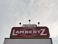 Lambertz entrance in Aachen - Lambertz325