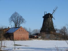 List of windmills in Poland Poland, Cabin, Windmills, House Styles, World, Places, Decor, Decoration, Wind Mills