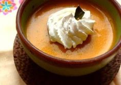 Macrobiotic Kabocha Squash Pudding Recipe -  Very Tasty Food. Let's make it!