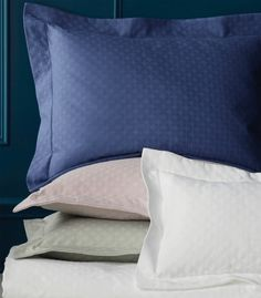 Sferra Corrado Egyptian Cotton Matelasse Blanket Covers @ J Brulee Home Luxury Sheets, Luxury Bedding, Luxury Linens, Blanket Cover, Egyptian Cotton, Bedding Collections, Table Linens, Linen Bedding, Bed Pillows