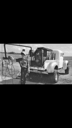 Old school pipeline
