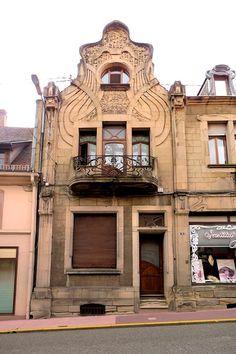 Rue Colonel Teyssier, 11 Bitche, Moselle  (Francia)