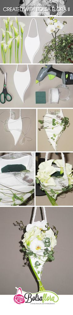 The wedding fairy PJ loves this!  Floral basket for any occasion! It's beautiful, you can DIY and here's how! Interchange on white your hues, sip some champagne! Delicate, unique, spirited! Thanks Bolsa Flora. Call PJ, destination wedding planner, #allbridesallowed #allcouplesallowed