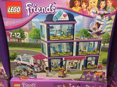 Lego Friends Sykehus