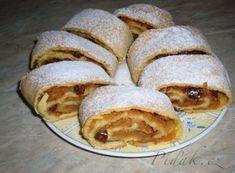 Strudel, Sweet Desserts, Apple Pie, Ham, Rolls, Sweets, Bread, Baking, Breakfast