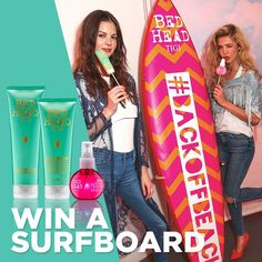 Just spotted this Instagram comp from BedHead by Tigi! Regram the image. Ends 31/5