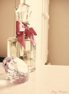 Number 1 perfume, Juicy Couture.