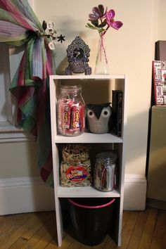 Need to think of more creative ideas like this for snack storage